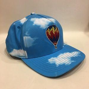 ODD FUTURE Golf Wang Balloon Kitty Snapback Cap
